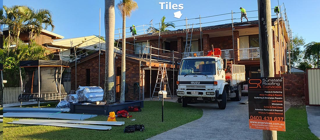 Tile Roof Conversions