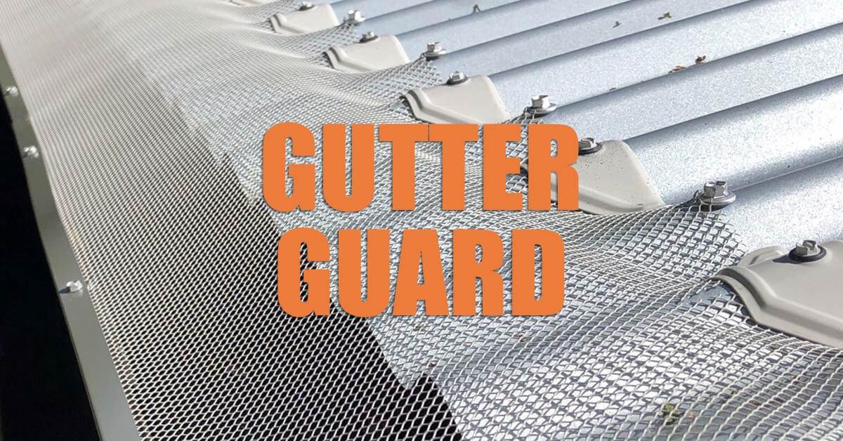 Gutter Guard Sunshine Coast
